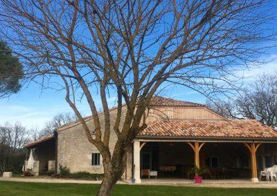 Taille sanitaire d'un oranger des osages | Arbiosa élagage et paysage